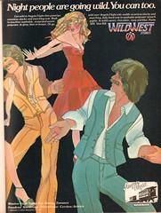 1978 Wildwest Clothing Advertisement Playboy September 1978 (SenseiAlan) Tags: 1978 wildwest clothing advertisement playboy september