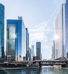 Chicago RIver DSC04689 (nianci pan) Tags: chicago illinois urban city cityscape architecture buildings river chicagoriver urbanlandscape landscape sony sonya7rii nianci pan