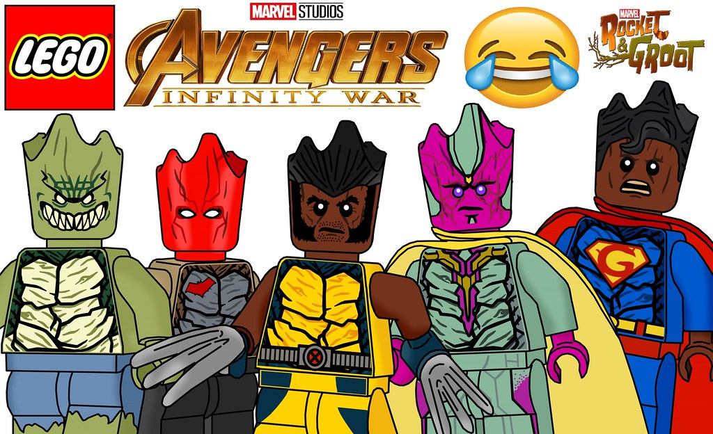 The World's most recently posted photos of lego and xmen ...