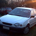Toyota Corolla 1.6 XLi 1999