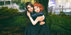 Mother (AlyceAdrift) Tags: secondlife family mother daughter angel grove home love spring nature loyalty