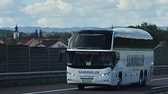 D - Sammüller Neoplan (BonsaiTruck) Tags: sammüller neoplan bus busse buses coach autocar tourisme