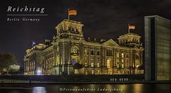 Reichstag Berlin (Fotomanufaktur.lb) Tags: reichstag berlin bundestag deutscher parlament spree schölkopf schoelkopf canon