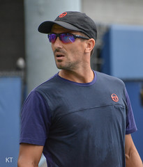 Tommy Robredo (Carine06) Tags: tennis usopen 2018 flushingmeadows corona newyork practice kt20180826064 tommyrobredo court4