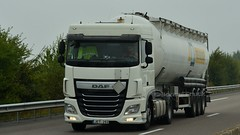LT - De Rijke DAF XF 106 SC (BonsaiTruck) Tags: ffb feldbinder rijke daf lkw lastwagen lastzug silozug truck trucks lorry lorries camion caminhoes silo bulk citerne powdertank