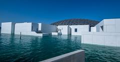 Art and civilization museum (\Nicolas/) Tags: museum louvre abu dhabi emirates arab architecture