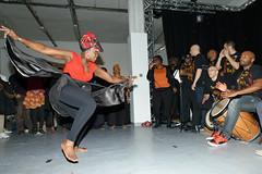 Danseuse Moun A Gwoka
