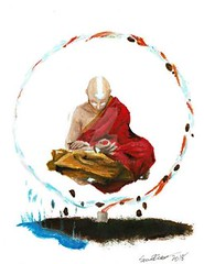 Avatar: The Last Airbender (Fanart) (S.M. TOZER) Tags: avataraang avatar last air bender element avatarthelastairbender nickelodeon painting aang anime cartoon fanart