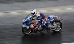 """Woody""_3735 (Fast an' Bulbous) Tags: bike biker moto motorcycle motorsport fast speed acceleration drag strip race track nikon d7100 gimp santapod"