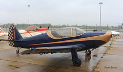 Globe GC-1B Swift n° 1412  ~ N3719K (Aero.passion DBC-1) Tags: 2014 carrefour de lair le bourget lbg globe gc1 swift ~ n3719k dbc1 david biscove aeropassion avion aircraft aviation plane