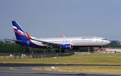 aeroflot (K.D_aviation) Tags: aeroflot brussels aviation zaventem russia