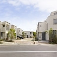 オープンなアーバンポケットを持つ群住居-大田中央コーポラティブヴィレッジ-の写真