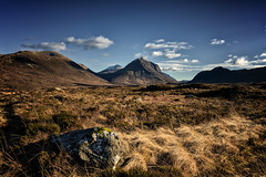 On The Isle of Skye (axlrose2112) Tags: pentaxart scotland tarvel escape mountains island sky rocks grass pentax