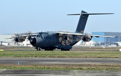 Airbus Military A400M EC406 (Planes Spotter And Aviation Photography By DoubleD) Tags: airbus military a400m grizzly toulouse airport cargo planes french spotters canon