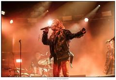 Blackbird at Eurosonic Noorderslag popfestival, Groningen. (letschbv) Tags: 2019 blackbird esns eurosonic jupiter985mmf2 noorderslag groningen grotemarkt popfestival