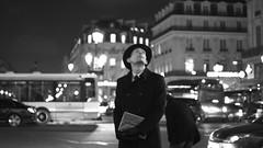 Untitled (Cécile Charron) Tags: paris france blackandwhite bnw bw blackwhite noiretblanc nb candid streetphotography streetphoto street streetlife men man olympus 25mm 50mm