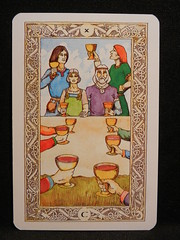 Ten of Cups. (Oxford77) Tags: tarot thenorsetarot norse viking vikings cards card tarotcards