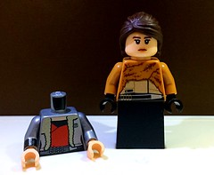 Crime Lord Qi'ra (TheHighGround2187) Tags: star wars lego starwars starwarslego legostarwars minifigures jedi last awakens force han rey poe finn luke leia skywalker solo organa movies kenobi obiwan yoda blasters red helmets galaxy space rebels rebellion ghost crew team family mandalorian