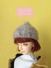 IMG_0577 (Mimo_Marina) Tags: switch switchbjd style sd sewing handmade bjd bjddoll bjdboy boy bear doll redhood hat