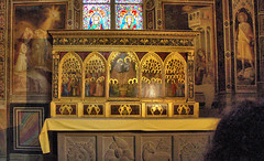 Firenze, Basilica di Santa Croce-DSC_6508p (Milan Tvrdý) Tags: giotto basilicadisantacroce firenze florence tuscany toscana italy italia baroncellipolittico