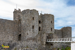 MK4_3950 (2.6 mil views - Thank you all.) Tags: harlech wales unitedkingdom gb staneastwood stanleyeastwood building architecture castle