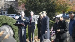 Veteran's Day in Madison, 2018 (Madison Historical Society (CT-USA)) Tags: madisonhistoricalsociety mhs madisonhistory madison conn connecticut ct country connecticutscenes usa uniform veteransday bostonpostroad green towngreen soldier outside outdoor exterior interesting image picture places people park military memorial video worldwari ww1 firstworldwar greatwar groupshot