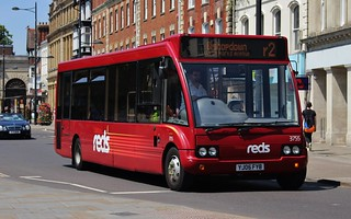 Salisbury Reds: 3755 / YJ06 FYB