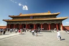 Baohe (Preserving Harmony) Hall (Simon Chorley) Tags: holiday beijing china chn geo:lat=3991668482 geo:lon=11639098404 geotagged peking