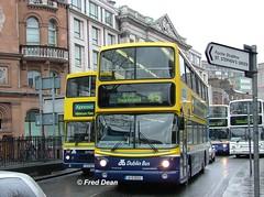 Dublin Bus AV202 (01D10202). (Fred Dean Jnr) Tags: april2005 dublin dublinbus busathacliath dublinbusyellowbluelivery volvo b7tl alexander alx400 dbrook dublinbusroute45 av202 01d10202 collegestreetdublin mui7949