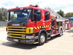 Berri 609 (matchy281) Tags: renmark open day 2018 south australian metropolitan fire service sa mfs samfs berri ber ber609 609 heavy urban rescue pumper fleet 180 scania 94d