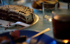 - It's time for cake - (-wendenlook-) Tags: color colors kuchen cake dof tiefenschärfe bokeh sony alpha7ii zeiss 5518 55mm