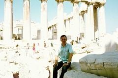 Partenón,en la Acrópolis de Athenas (lameato feliz) Tags: partenón acrópolisathenas
