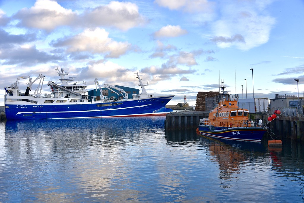 The World's Best Photos of lifeboat and trawlers - Flickr Hive Mind