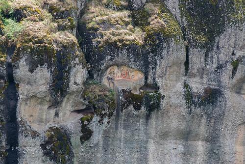Wandmalereien in Meteora, Thessalien