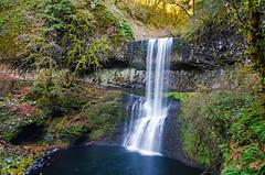 Lower South Falls (Tom Fenske Photography) Tags: silverfalls southfalls motion blur waterfalls river falls oregon water lowersouthfalls