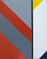 K 15  2013 (HolgerArt) Tags: konstruktivismus gemälde kunst art acryl painting malerei farben abstrakt modern grafisch konstruktiv