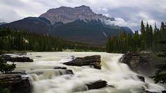 Athabasca Falls (markusgeisse) Tags: wasserfall canada athabasca falls landschaft