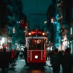 Night tram, Istanbul thumbnail