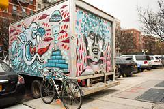 Harlem, New York (Quench Your Eyes) Tags: ny streetartnyc harlem manhattan newyork newyorkcity nyc streetart truckart uppermanhattan urbanart urbanimal