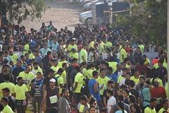Vasai-Virar Marathon 2018 Runners Crowd