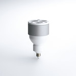 LED照明機器の写真