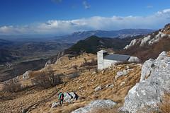 St. Hieronim curch on Nanos (Vid Pogacnik) Tags: slovenija slovenia notranjska nanos outdoors hiking landscape panorama sthieronim church
