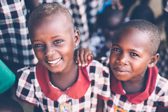 Photo of the Day (Peace Gospel) Tags: portrait children kids cute adorable friends friendship smiles smiling happy happiness joy joyful peace peaceful hope hopeful thankful grateful gratitude school uniforms students education empowerment empowered