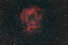 Rosette2 (ChesterfieldAstronomicalSociety) Tags: astrophotography astronomy space ngc2237 rosettenebula
