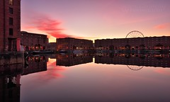 Royal Albert Dock Sunrise (Jason Connolly) Tags: albertdock albertdocks liverpool england merseyside tamron tamron1530mm tamron1530 nikon nikond750