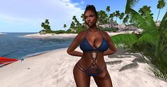 Come Swim With Me (In World: kamylataylynn) Tags: kamylataelynn secondlife sl bikini fashion slbogger secondlifeblogger beautiful sexy beach avatar sky studioexposure ikon punch bun ryca spotlight theforge catwa maitreiya sand