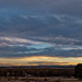 Sunset, Looking South Towards Pike's Peak (dcstep) Tags: dsc1345dxo sunset pikespeak mountains rockymountains clouds cherrycreekstatepark colorado usa aurora allrightsreserved copyright2019davidcstephens dxophotolab202 handheld sonya7riii fe100400mmf4556gmoss