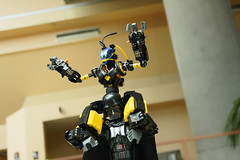 Wired Has a New Friend (Up Sidedown Vahi) Tags: lego legomoc legomocs legos legobionicle legotechnic bionicle bioniclemoc bionicles bioniclemocs moc mocs technicmoc technic technics toyphatography