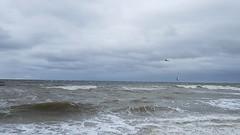 Sturmtief *Benjamin* am 08.01.2019 (Gabi Liermann) Tags: mee ostsee hohwacht schleswigholstien sturmflut