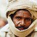 man in Turban Portrait, Etawah India